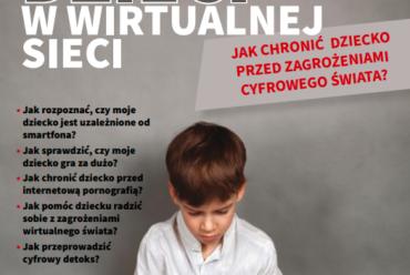 Dzieci w wirtualnej sieci