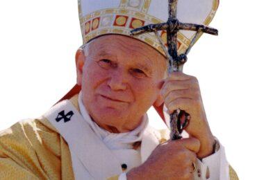 Jan Paweł II na zawsze w naszych sercach