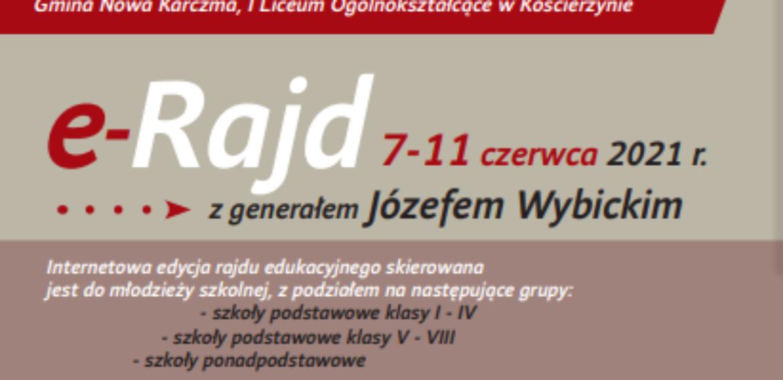 II E-Rajd z gen.J.Wybickim za nami